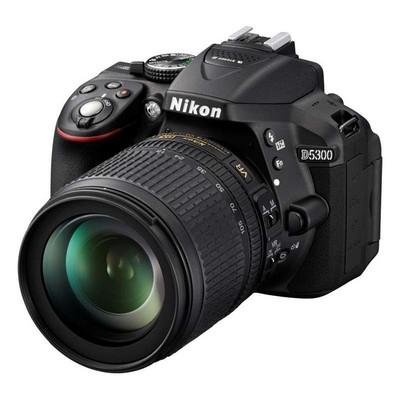 尼康(Nikon)D5300 AF-S DX VR 18-105mm f/3.5-5.6G ED 防抖镜头)