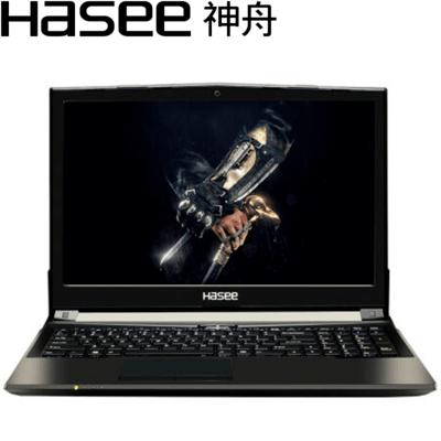 【顺丰包邮】神舟 战神Z7M-SL5D1   15.6英寸双显卡游戏 / 影音娱乐本