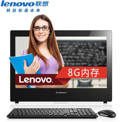 【官方授权 顺丰包邮】联想 扬天S4150-00   21.5英寸家用一体机(A6-7310/4GB/1TB/1G独显) DVD刻录机 预装Windows 10