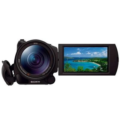 索尼(SONY) FDRAX100E 数码摄像机 黑色