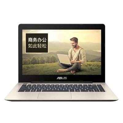 华硕 A480UR8550 14英寸I7商务笔记本(4GB/500GB/2G独显)
