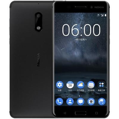 诺基亚6(TA-1000/全网通)双卡nokia6手机 64G【顺丰包邮】