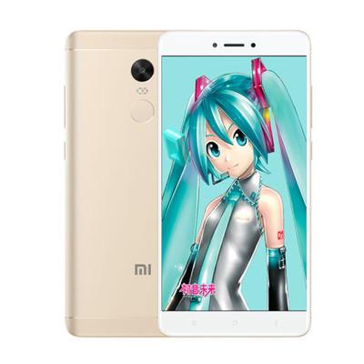 小米 红米 Note 4X 全网通 4GB+64GB 4100mAh长续航 双卡双待