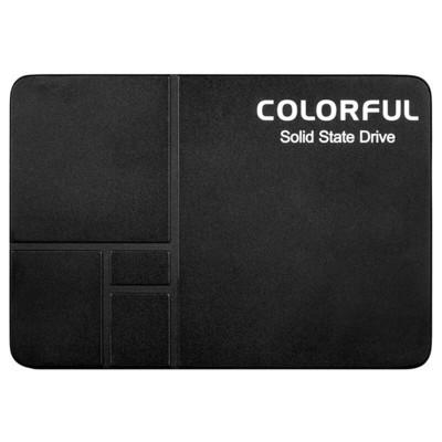 Colorful/七彩虹 SL300 120G /128G /240G SSD笔记本台式固态硬盘