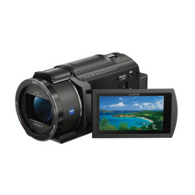 索尼 FDR-AX40 索尼(SONY)FDR-AX40 4K 黑色   索尼AX40摄像机