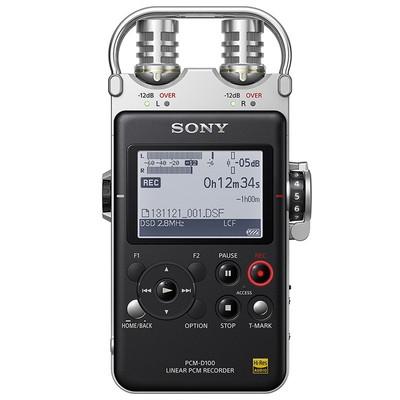 【限时抢购】索尼(SONY) PCM-D100 数码录音棒旗舰型号