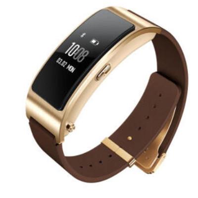 华为手环B3 (蓝牙耳机与智能手环结合+金属机身+触控屏幕)