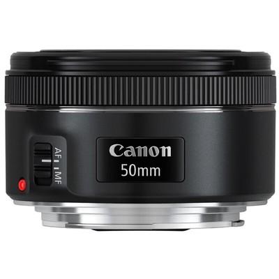 佳能镜头 EF 50mm f/1.8 STM