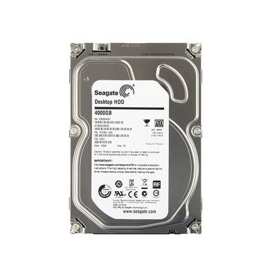 希捷 Desktop HDD 4TB 5900转 64MB SATA3(ST4000DM000)台式机硬盘