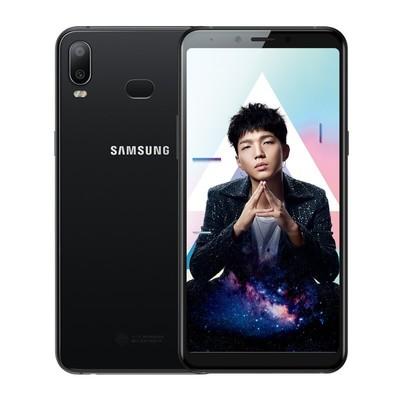 三星(SAMSUNG)  Galaxy A6s (SM-G6200)全面屏 性价比智能手机 6GB+64GB 撒浪黑 全网通4G 双卡双待