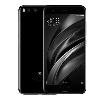 小米6 4G/6G+64GB 全网通双摄拍照手机小米手机6【送钢化膜指环架】
