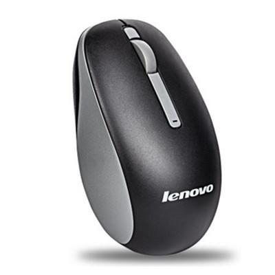 联想 N100无线鼠标游戏鼠标送鼠标垫