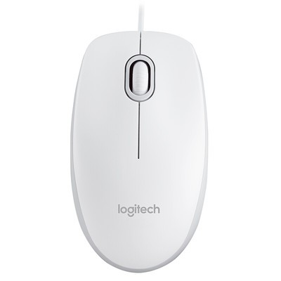 罗技(Logitech)M100r 光电鼠标