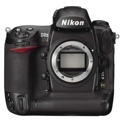 Nikon/尼康 D3X单机 D3X专业级数码单反相机