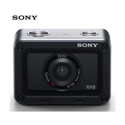 索尼(SONY)迷你黑卡RX0 便携数码相机 防水 防震 防撞(DSC-RX0)