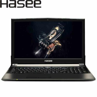 Hasee/神舟 战神 Z7M-KP7S1 七代I7 GTX1050Ti 游戏本笔记本电脑