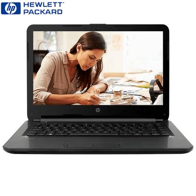 【顺丰包邮】惠普 340 G3(V3F19PA)14英寸娱乐办公商务笔记本 N3855U 4G 500G硬盘 DVD刻录 win7 黑色