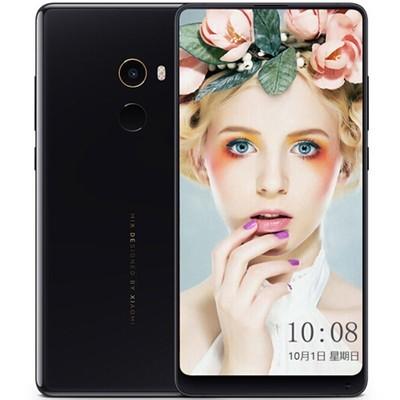 【顺丰包邮】小米MIX2 全网通 6GB运行 移动联通电信4G手机