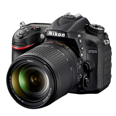 尼康(Nikon)D7200(AF-S DX 尼克尔 18-140mm f/3.5-5.6G ED VR