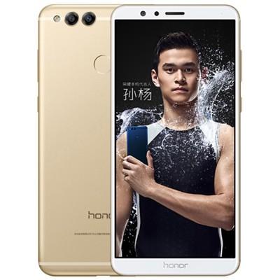荣耀 畅玩7X(4GB +64GB/128GB全网通)4G全面屏手机