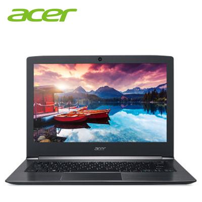 【顺丰包邮】Acer S5-371-563C 13.3英寸轻薄笔记本电脑(i5-6200U 4G 256GSSD 核芯显卡 IPS高清 背光键盘)黑色