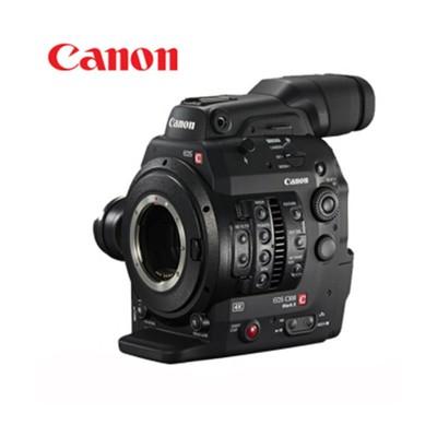 佳能专业摄像机 C300 Mark II 4K摄影机 EOS C300 MARK II 单机身