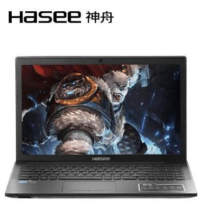【顺丰包邮】神舟 战神K610D-A29D3  15.6英寸游戏本笔记本电脑(2950M 4G 500GB GT940M 2G独显 1080P)灰色