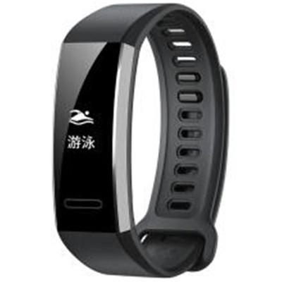 华为运动手环 GPS版 50米防水 呼吸训练 心率睡眠监测 消息提醒