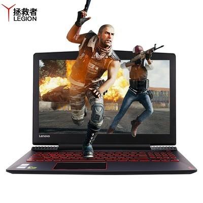联想 拯救者R720-15IKBM15.6英寸吃鸡游戏笔记本电脑(i7 7700HQ/16GB/512GB/4G独显)