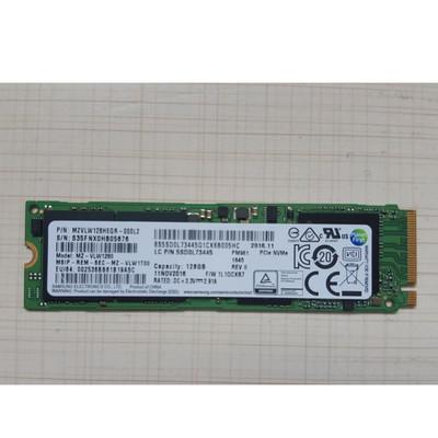 原机固态硬盘 M2接口  128G容量 三星 2280 128G SATA协议