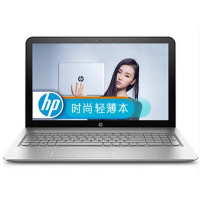 惠普 ENVY 15-as110TU七代I7处理器8G内存 512G固态盘银色触控笔记本