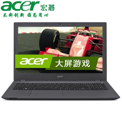 【官方授权 顺丰包邮】Acer E5-552G-T126 15.6英寸时尚轻薄本 AMD FX-8700P 8G  1TB+8G  R8 M365DX-2G独显 预装Win  8.1 高清屏