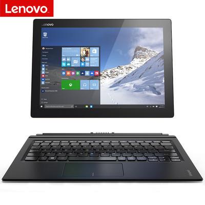 【官方授权 顺丰包邮】联想 Miix 700-6Y30(金色)12英寸平板电脑 Windows 10 家庭版 Intel 6Y30/4G/128G 分辨率2160x1440