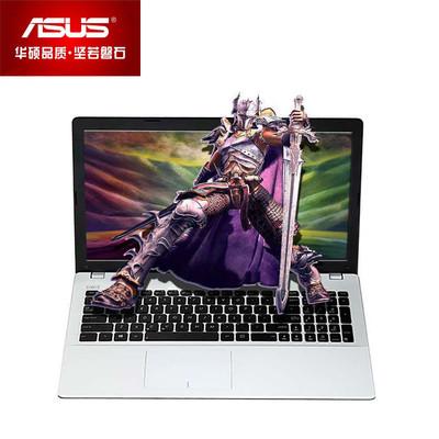 【顺丰包邮】华硕 X552WE6110 15.6英吋笔记本 便携纤薄 办公娱乐 (四核E2-6110 4G 500GB 强劲显卡 win8.1)