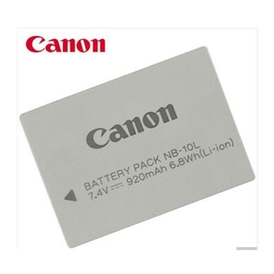 佳能(Canon)原装NB-10L 适用于佳能G1X G16 SX60 SX50  电池NB-10L