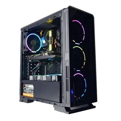 甲骨龙 新品9代I5 9600K RXT2060 6G独显 技嘉主板 DIY组装电脑