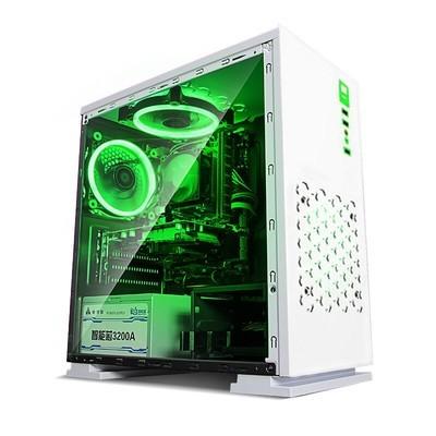 甲骨龙i3-7100台式电脑主机组装DIY兼容办公家用整机全套