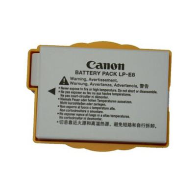 佳能 LP-E8 佳能(Canon) LP-E8原装锂电池 英文  日文 韩文版