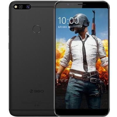 【顺丰包邮】360手机 N7 全网通 6GB+64GB   全面屏 游戏手机