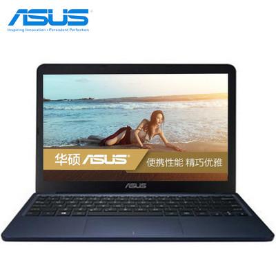 【顺丰包邮】华硕思聪本升级款 EeeBook E202SA3700 11.6英寸轻薄便携笔记本 双核 四核 N3050/N3700 4G 500G win10 薄美典雅 精致