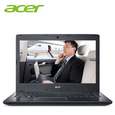 【顺丰包邮】Acer TMP249(i5 7200U/4GB/1TB) 14.英寸游戏娱乐办公