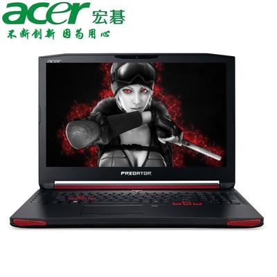 【官方授权 顺丰包邮】Acer G9-591-79QQ 15.6英寸游戏本 酷睿i7-6700HQ 16GB 256GB固态+1TB GTX980M-4G IPS高清屏 预装Win 10