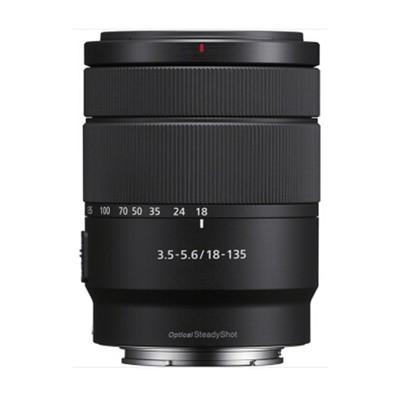索尼(SONY)E 18-135mm F3.5-5.6 OSS镜头(SEL18135)