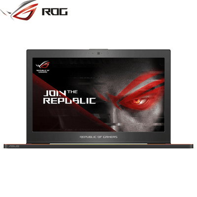 华硕 ROG GX501GI8750(16GB/512GB)冰刃2 玩家国度15.6英寸游戏本