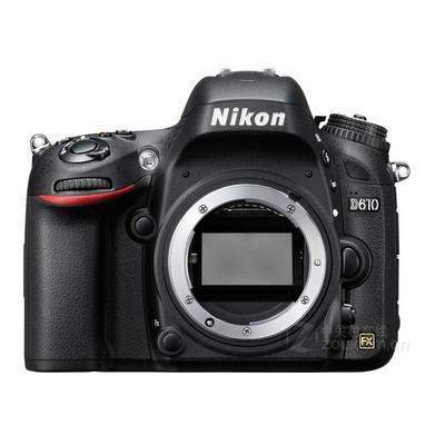 尼康(Nikon)D610 全画幅 数码 单反相机 单机身 不包含镜头