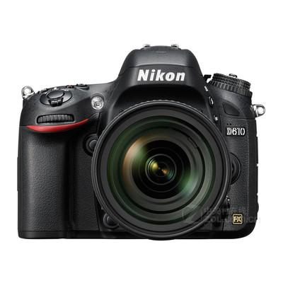 尼康(Nikon) D610 单反套机(AF-S 24-120mm f/4G ED VR 镜头)