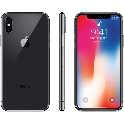 【apple授权专卖 】 iPhone X(全网通) 支持移动/电信/联通