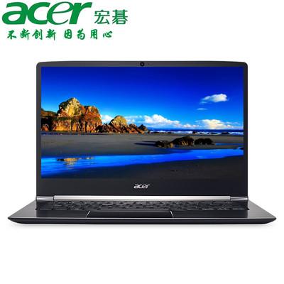 【官方授权 顺丰包邮】Acer SF514-51-558U  14英寸时尚轻薄本 酷睿i5-7200U处理器  8G内存 256G固态硬盘 高清屏 预装Windows 10