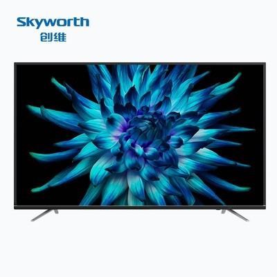 创维 43M9 43英寸HDR 人工智能 4K超高清 网络液晶平板电视机