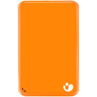 艾比格特 (iBIG Stor) 旗舰版2.5英寸 1TB 无线移动硬盘(日光橙)XPAUWH1000101